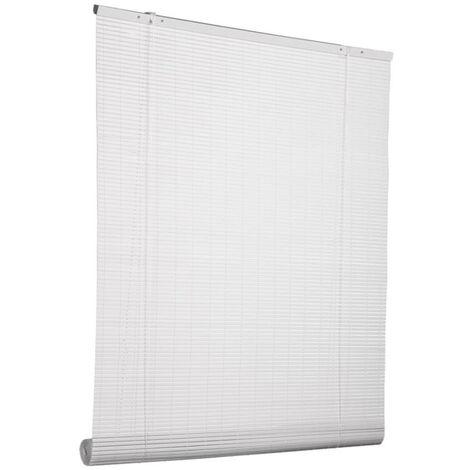"""main image of """"Estor de PVC blanco Jersey Catral"""""""