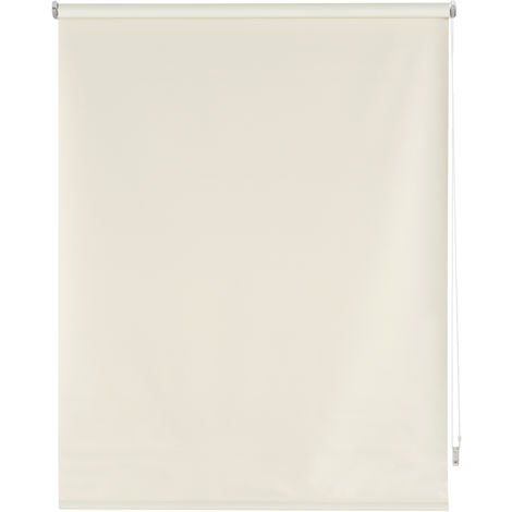 Estor enrollable blackout liso beige