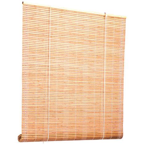 Estor enrollable de madera Kochi Catral