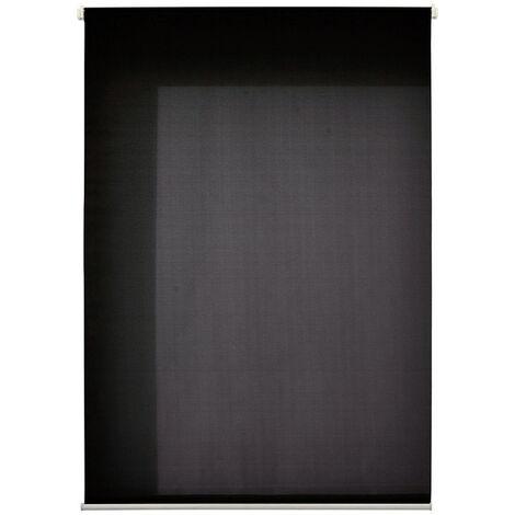 Estor Enrollable Gift Decor Negro (4,5 X 191 X 5,5 Cm)