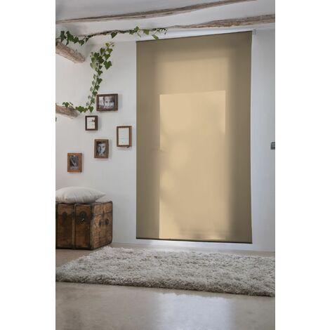 Estor Enrollable Traslúcido Turron 130x230Cm - Ancho x Largo, Estor dormitorio, Estor enrollable cocina, Estor plegable, Estor enrollable, habitación, salón y dormitorio