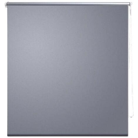 Estor Persiana Enrollable 100 x 230 cm Gris