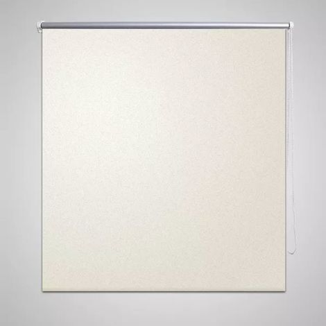 Estor Persiana Enrollable 120 x 230 cm Del Color Blanco