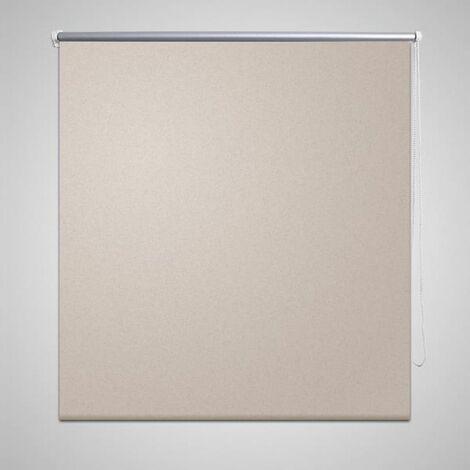 Estor Persiana Enrollable 140 x 230 cm Beige
