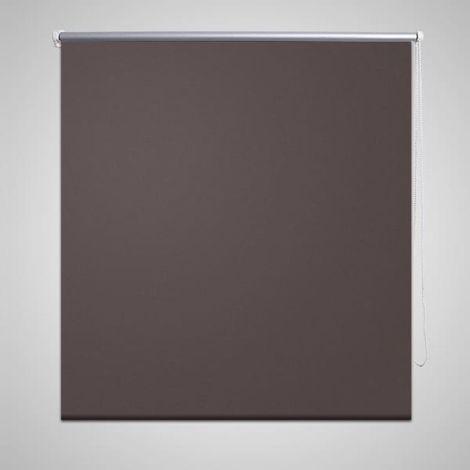 Estor persiana enrollable 140 x 230 cm café