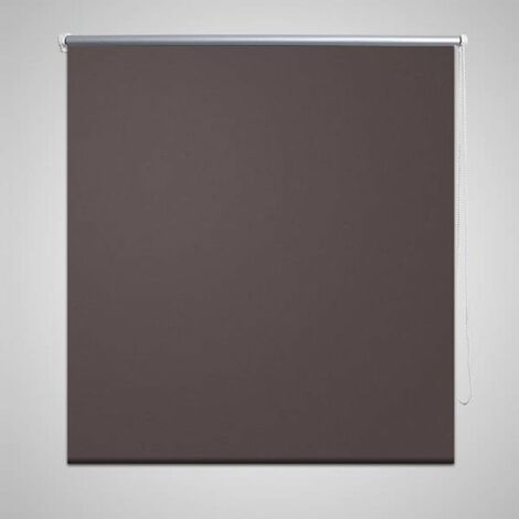 Estor Persiana Enrollable 160 x 230 cm Cafe