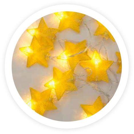 Estrellas doradas 1,5M 2xAA 2700-3000K GSC 005204471