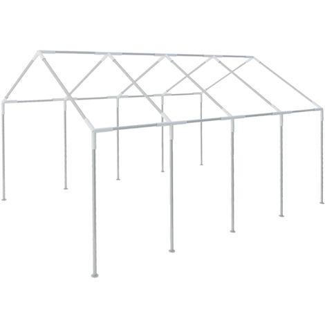 Estructura para carpa de acero 8x4 m