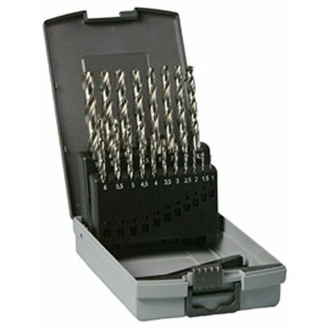 Estuche 19 brocas para Metall HSS HIKOKI 780460