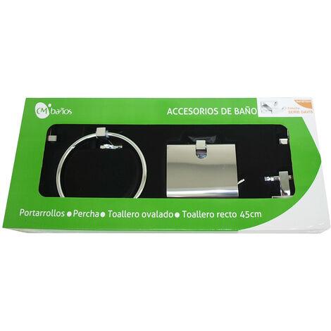 Estuche de accesorios adhesivos - CM Baños
