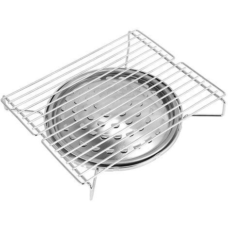 Estufa camping al aire libre parrilla portatil Parrilla Pesado Hierro aleacion parrilla para el hogar al aire libre