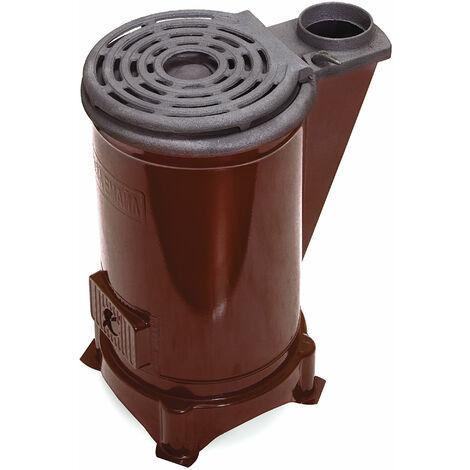 Estufa cocina de leña y carbón ECO-COOK