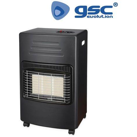 Estufa de gas infrarrojos GSC