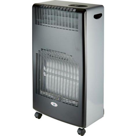 Estufa de gas llama azul 4200W con termostato