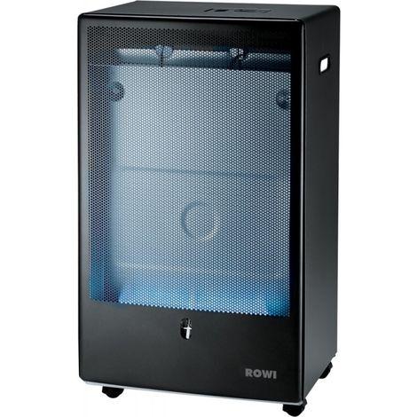 Estufa de gas llama azul 4200W sin termostato