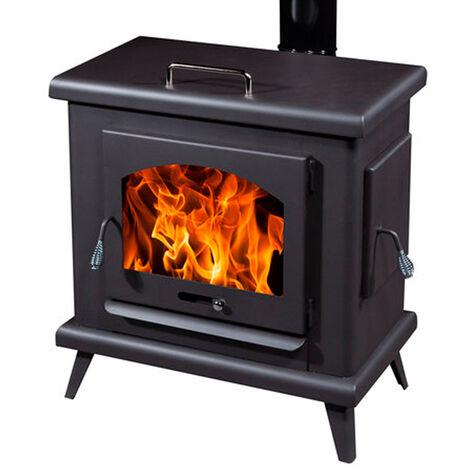 Estufa de leña C3 Eco Plus horno