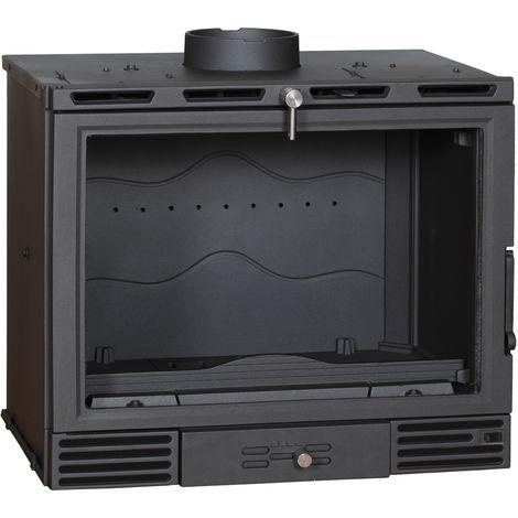 Estufa de Leña Insertable 10 kw Cassette TJ