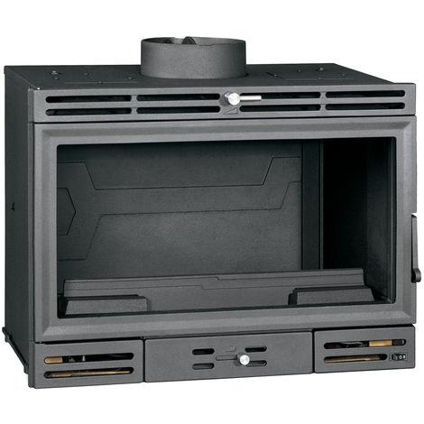 Estufa de Leña Insertable 12 kW Cassette TJ