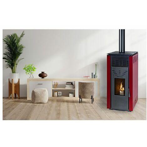 Estufa de Pellet CERO REM - sin corriente 10 KW