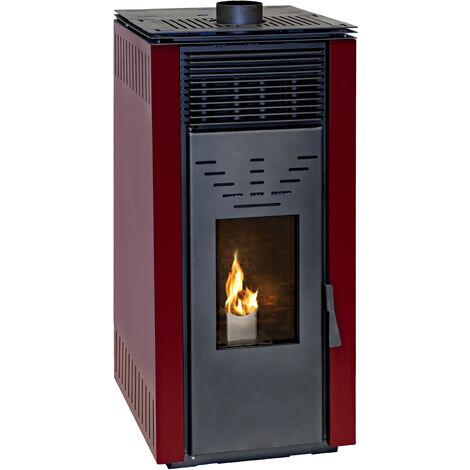 Estufa de Pellet CERO REM - con ventilador 10 KW