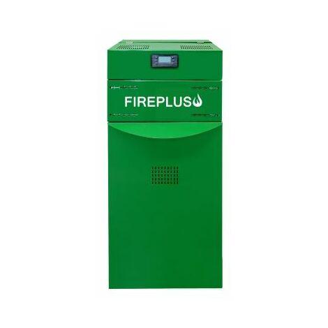 Estufa de Pellet FIREPLUS 25 PRO - Eider Biomasa