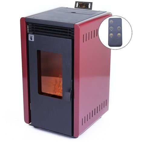 Estufa de pellet modelo 10 - 2