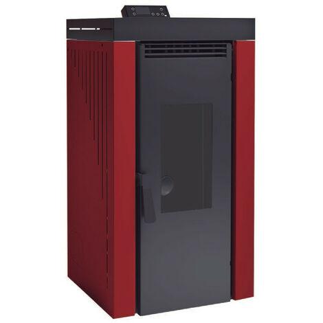 Estufa de Pellets Aire 12,14 kw Modelo BP-200 - FM Calefaccion