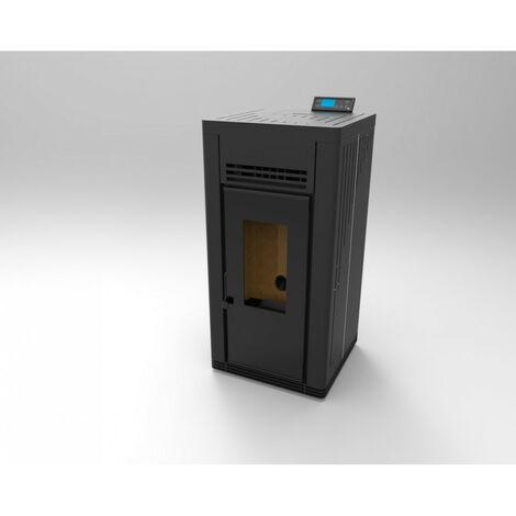 Estufa de Pellets Aire Canalizable 12,14 kw Modelo BP-201 K - FM Calefaccion