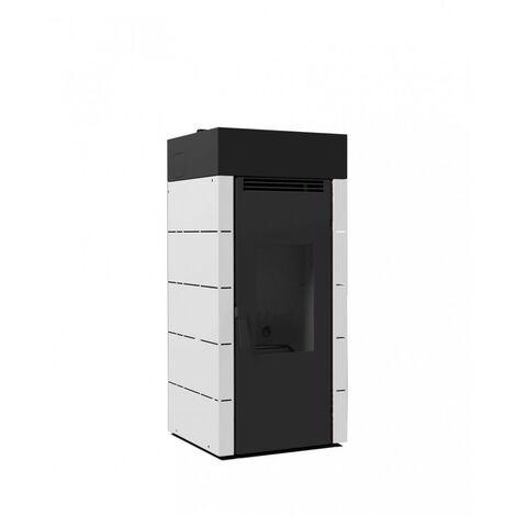 Estufa de Pellets Aire canalizable 17,5 kw Modelo BP-701 - FM Calefaccion
