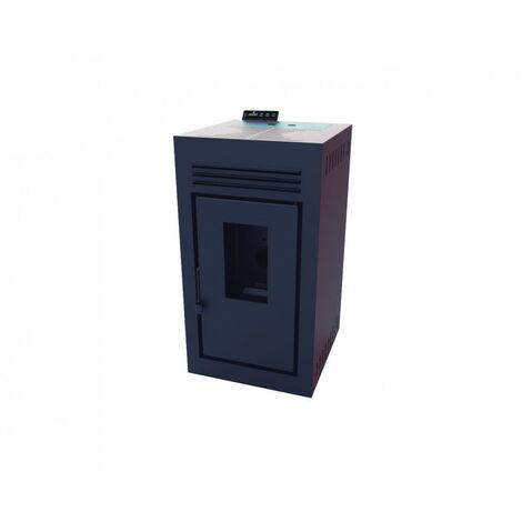 Estufa de Pellets Aire Eco 7,5 Kw Modelo BP-CH1 - BURDEOS - FM Calefaccion