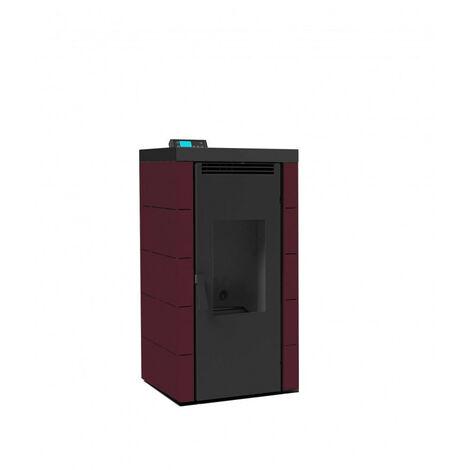 Estufa de Pellets Aire Frontal 17,5 kw Modelo BP-700 - FM Calefaccion