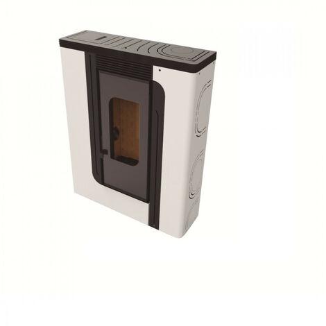 Estufa de Pellets Aire Pasillo 9,46 kw Modelo BP-300 K - FM Calefaccion