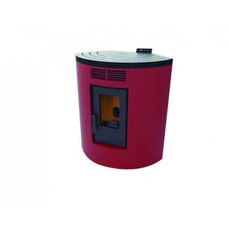 Estufa de Pellets Aire Rincón 9,5 Kw Modelo BP-100 R - FM Calefaccion