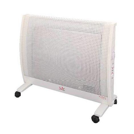 Estufa Eléctrica JATA PA1515 500-1500W Blanco