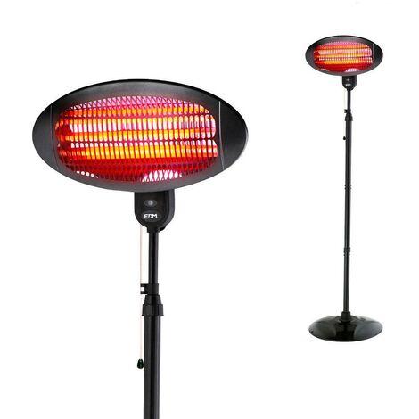 Estufa exterior con pie 2000W EDM