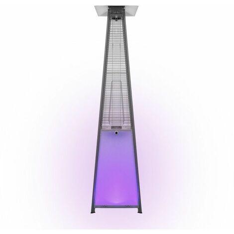 Estufa Pirámide Onix LED