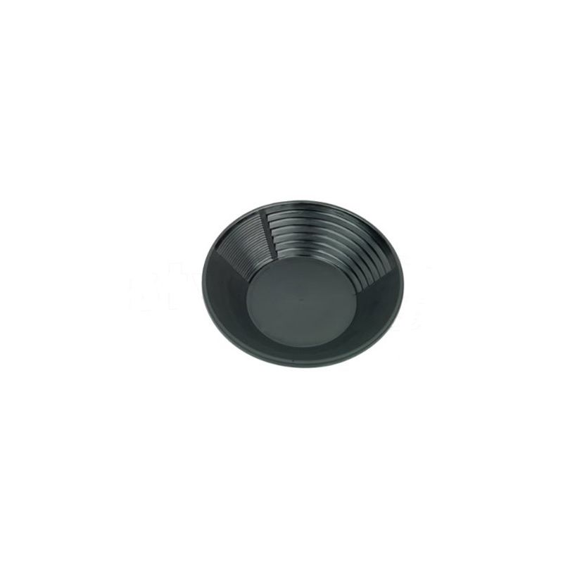 Image of Bp-16 Black Plastic Gold Pan 13-ounce - Estwing