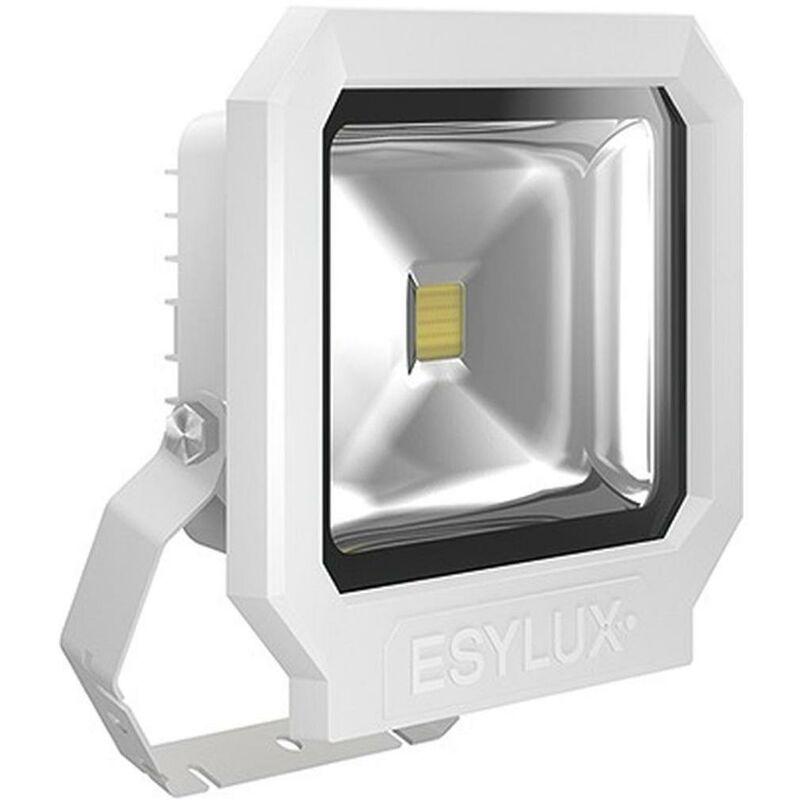 LED-Strahler 30W OFL/AFL SUN 3000K A+ ws 1LED 2400lm IP65 mt Konv breitstrahlend