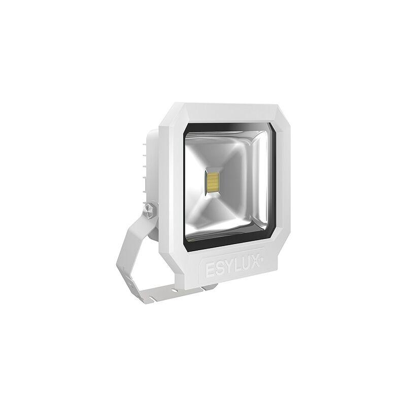 LED-Strahler 50W OFL/AFL SUN 5000K A+ ws 1LED 4500lm IP65 mt Konv breitstrahlend - ESYLUX