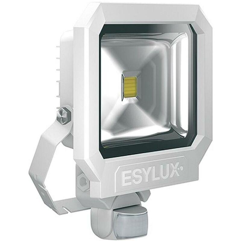 LED-Strahler 30W OFL/AFL SUN 3000K 1LED 2400lm IP65 ws mt Konv breitstrahlend