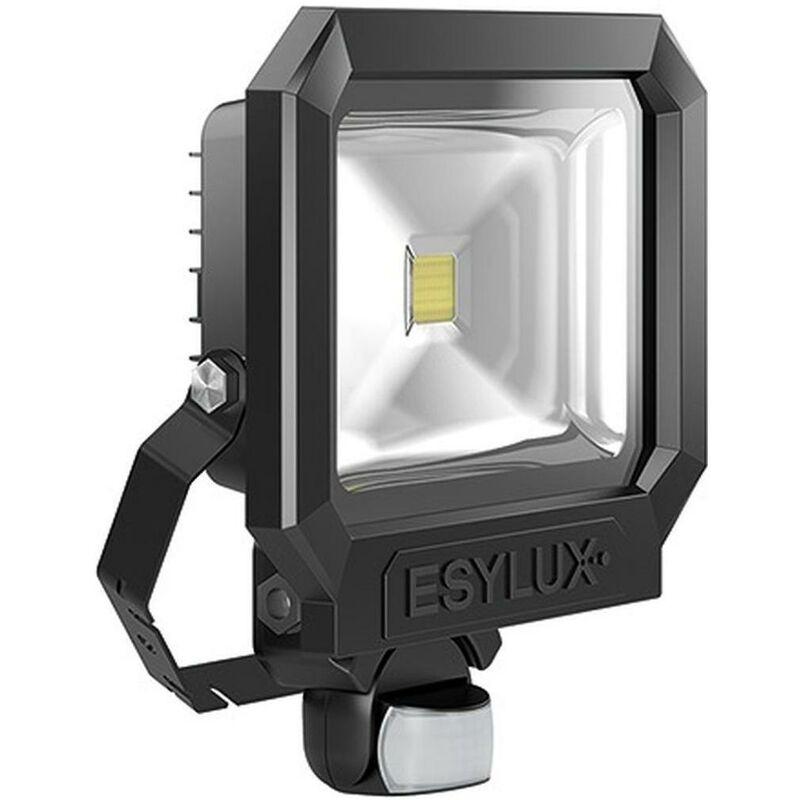 LED-Strahler 50W OFL/AFL SUN 3000K 1LED 4000lm IP65 sw mt Konv breitstrahlend