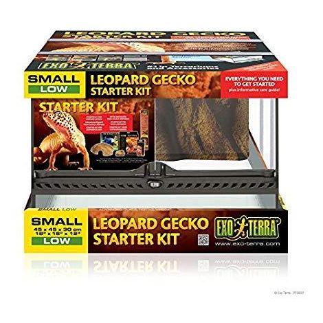 Et leopard gecko starter kit pt3837