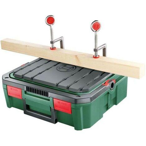 Etabli de sciage BOSCH - Boîte de rangement SystemBox vide spécial sciage