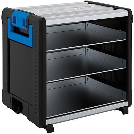 etabli mobile Sortimo Workmo 24-500 avec 3 boites pour L-Boxx