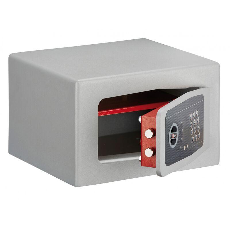 THIRARD - Coffre-fort à poser Rambures, fermeture électronique à code, 2 pênes, 18L