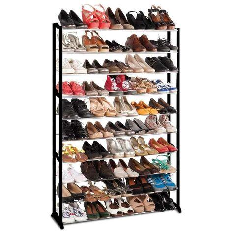 Etagère à chaussures 30 paires 10 niveaux