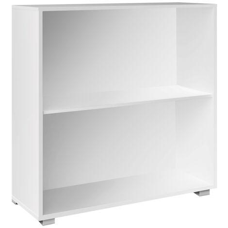 Étagère bibliothèque Meuble de rangement stockage 5 types - Avec ou sans porte