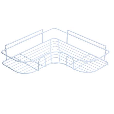 Etagere D'Angle Murale, Support De Rangement Sans Clous
