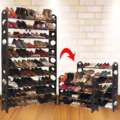 50 Etagère paires 12316 range chaussures modulable zSMVqUGp