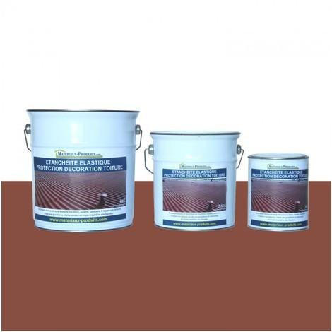Etanchéité Elastique Protection Décoration Toiture Rouge Tuile